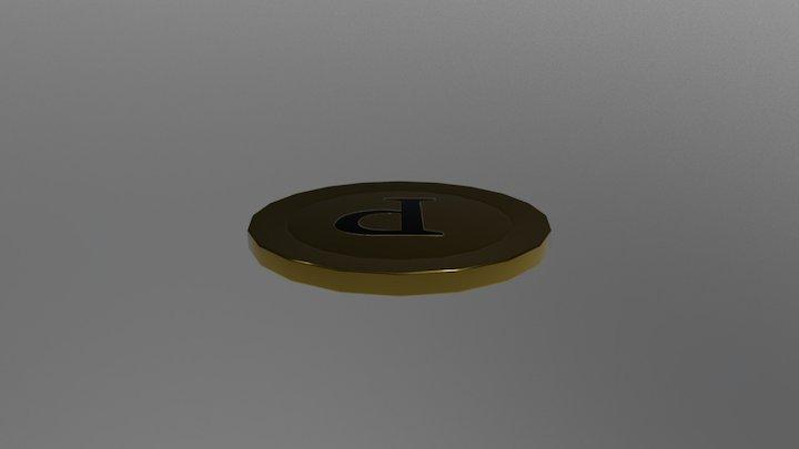 PwnCoin 3D Model