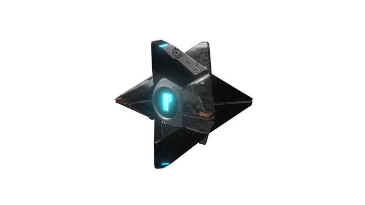 Dead Orbit Ghost 3D Model