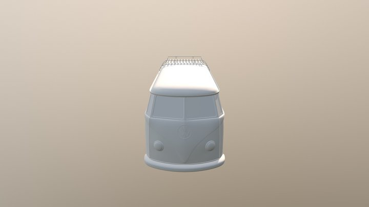VW T1 | W.I.P. 3D Model