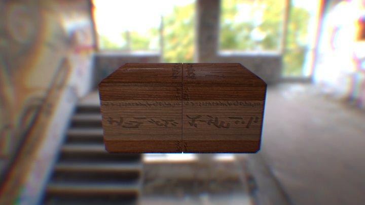 Habitacion Caja 3D Model