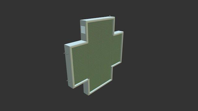 Griega 110 Compact 3D Model