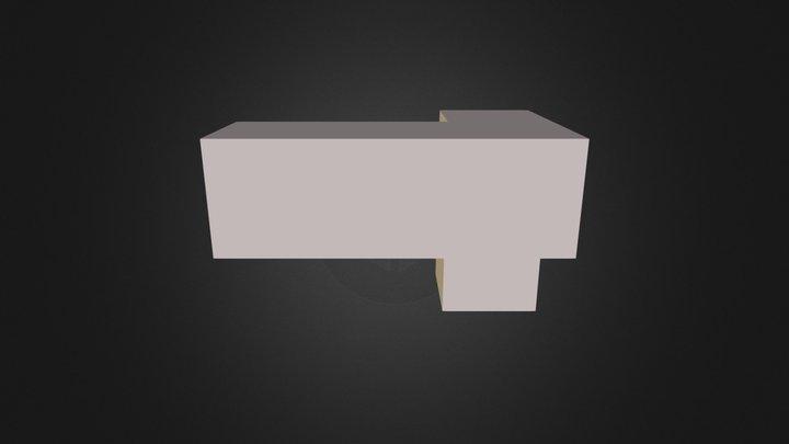 Gree Part 3D Model