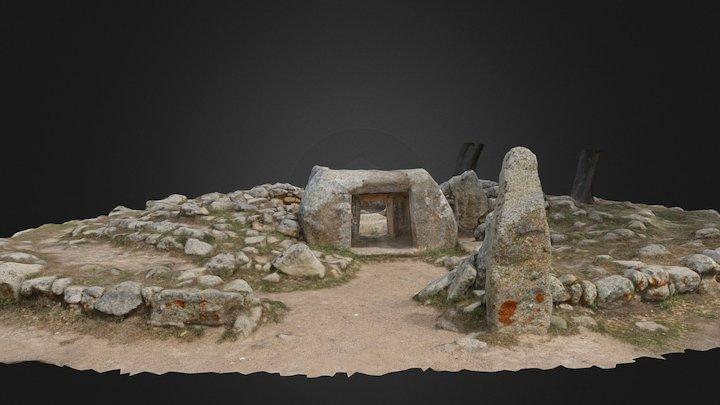 Pranu Muttedu - Goni (CA) 3D Model