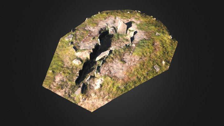 Dolmen del Maimón II (Alcántara, Cáceres) 3D Model