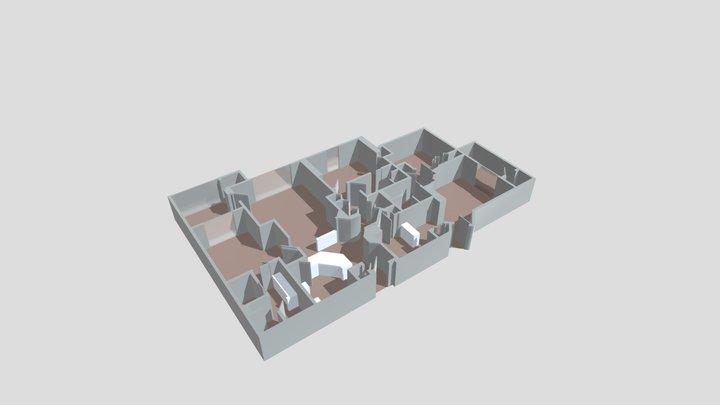 Ri Lockoff Example 3D Model