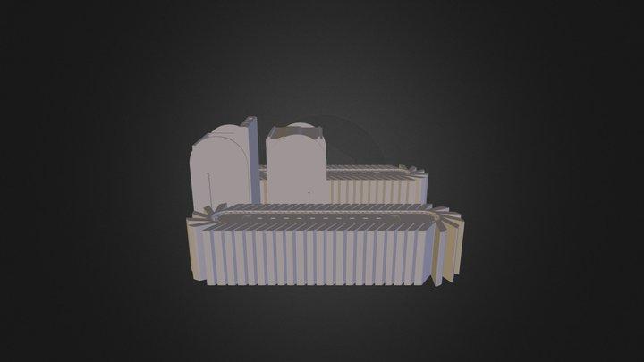 Beachstormer 3D Model