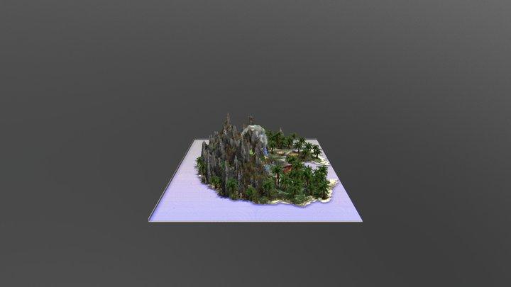 Minecraft Skull Spawn - OvertureBT 3D Model