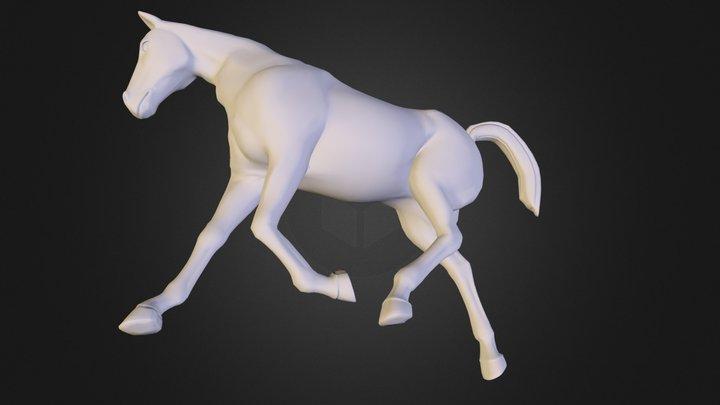 horse-06 3D Model