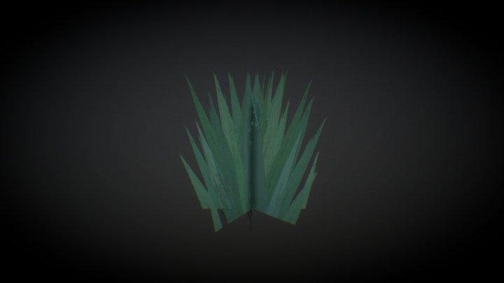 Grass_1 3D Model