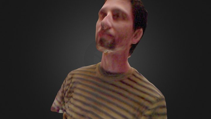 Jose scan from Skanect 3D Model