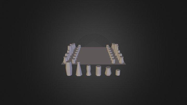 chess2_2014_13 3D Model