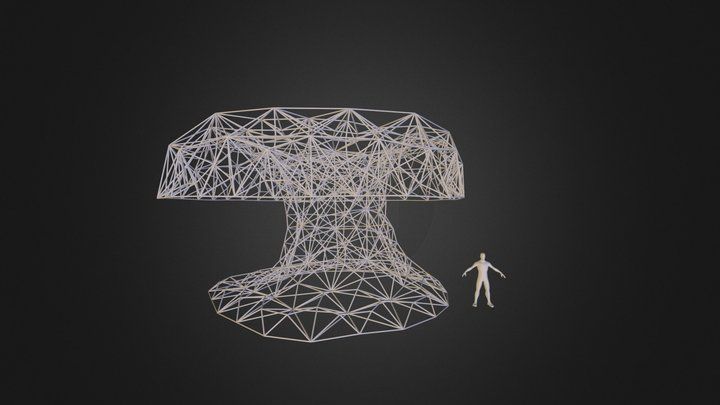 w_person.obj 3D Model