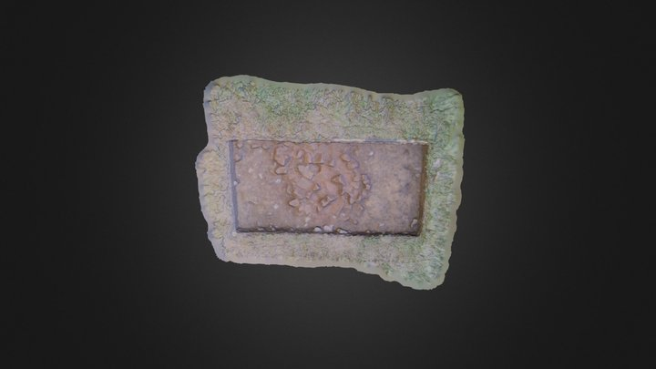 Brick Rubble 3D Model