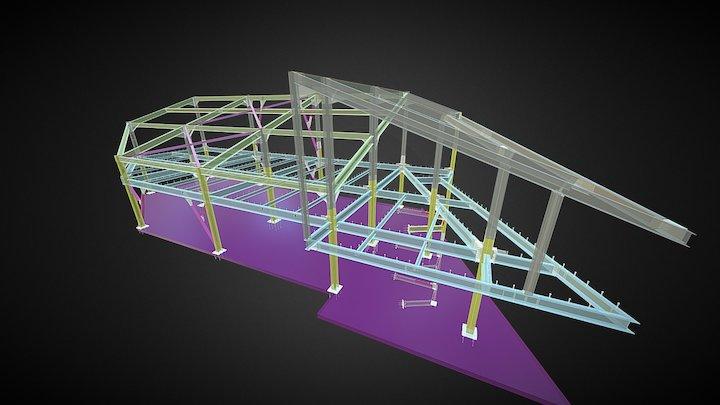 Me Bau02F 3D Model