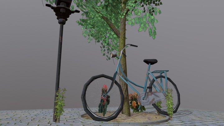 Fiets 3D Model
