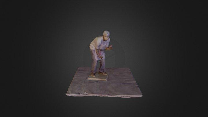Purge Butcher 3D Model