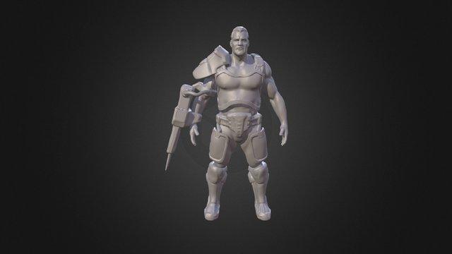 Varvar Web 02 3D Model