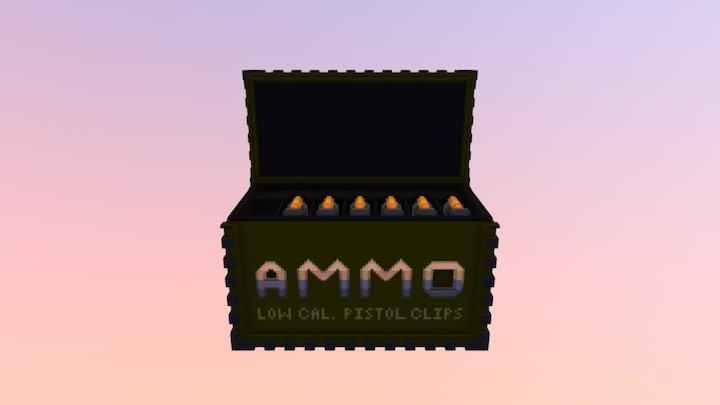 PBVP SMARTSCAV AM0K 3D Model
