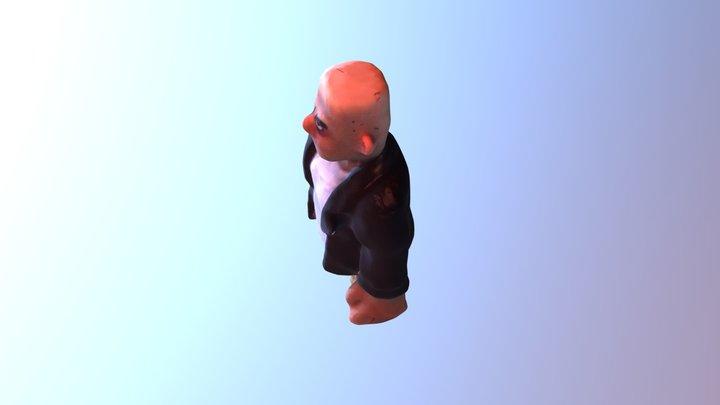 Object8 3D Model
