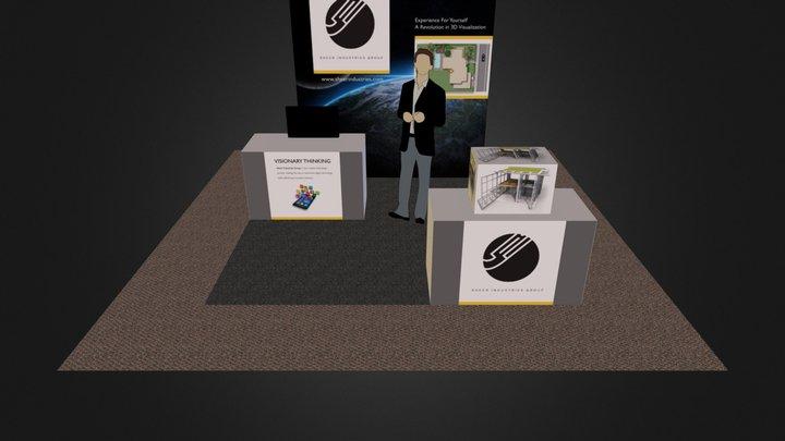 Sheer Industries 3D Model