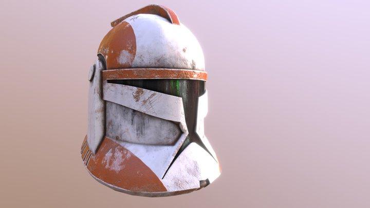 Star Wars Clone Trooper Ponds 3D Model