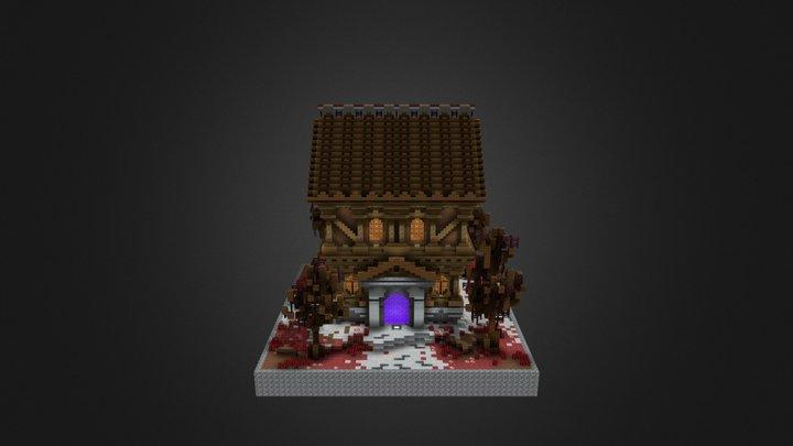 Nether Spawn ~ HCF 3D Model