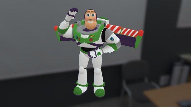 Buzz 3D Model