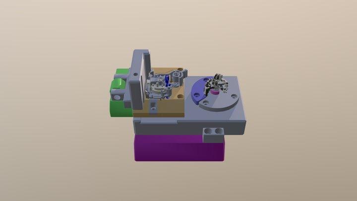 Posage IDTIM 3D Model