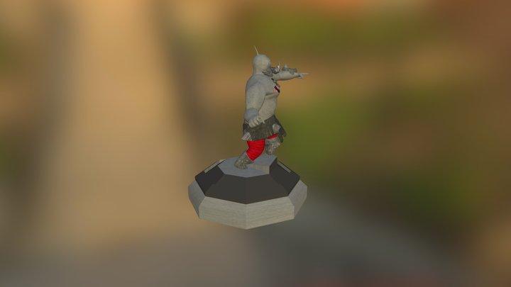 Sion Final 3D Model