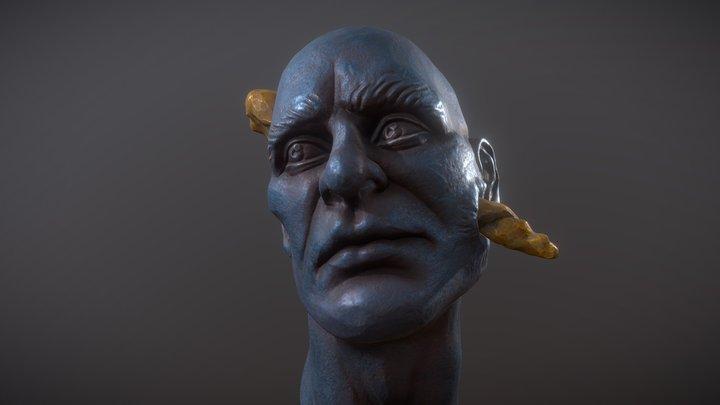 Wisdom Tooth 3D Model
