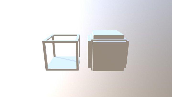 Kevin Yesith 3D Model