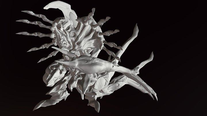 zLEGION 3D Model
