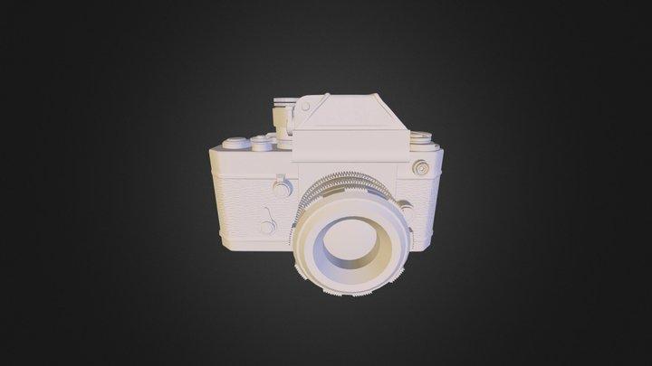 Aparat - high poly 3D Model