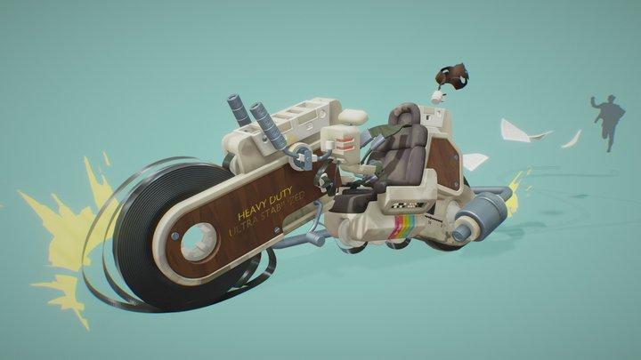 Heavy Duty 3D Model