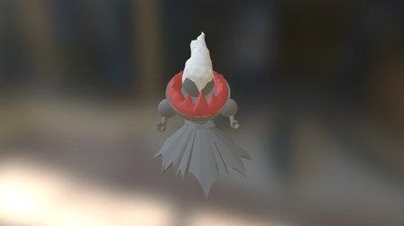 Darkrai 3D Model