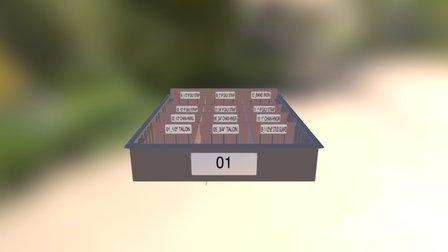 01 S Strap 3D Model