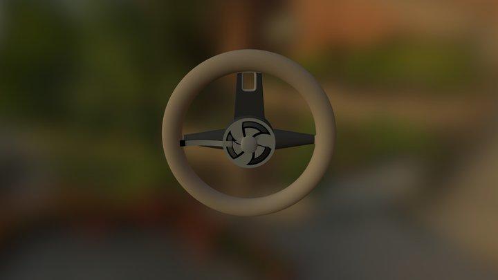 Performan Wheel 3D Model
