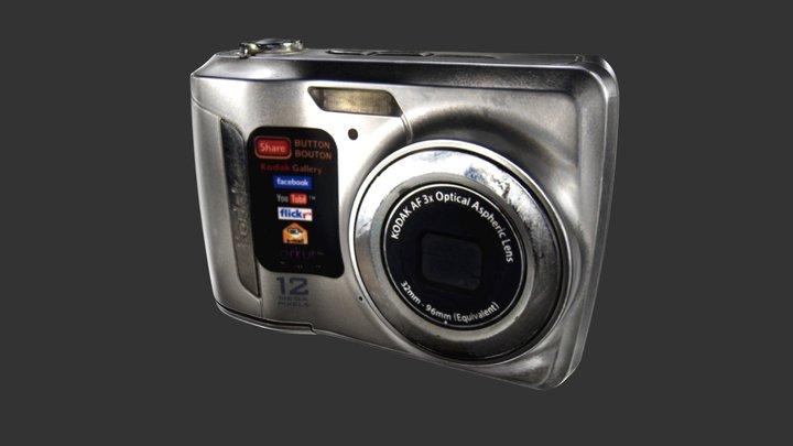 Camera 2018 3D Model