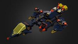 6954 Renegade 3D Model
