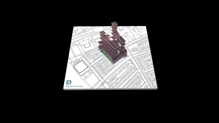 Envelope & Cutback Analysis 3D Model