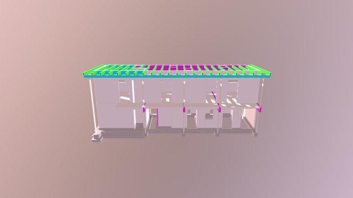 Convent 3D Model