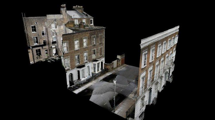 Princedale Road - 3D Point Cloud (E,C) 3D Model