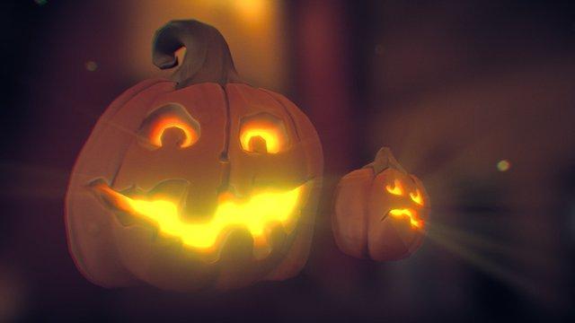 Happy Spookynight :) 3D Model