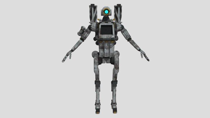 Pathfinder - Apex Legends 3D Model