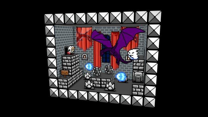 Magick - Chapter 5 (Diorama 3D) 3D Model