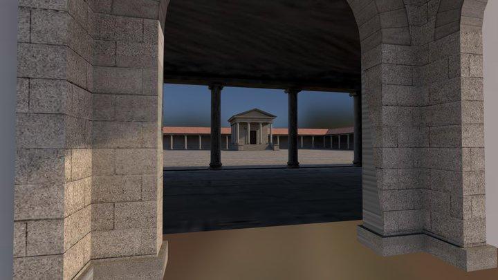 Libarna - Foro 3D Model