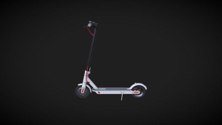 Xiaomi Mijia Electric Scooter 3D Model