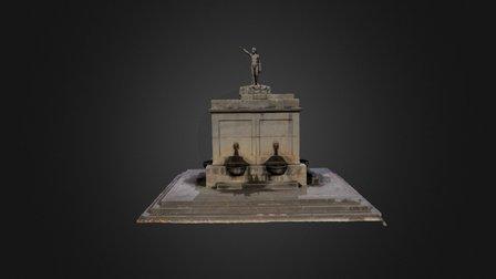 Fontana di Su Cantaru Mannu, Paulilatino (OR) 3D Model