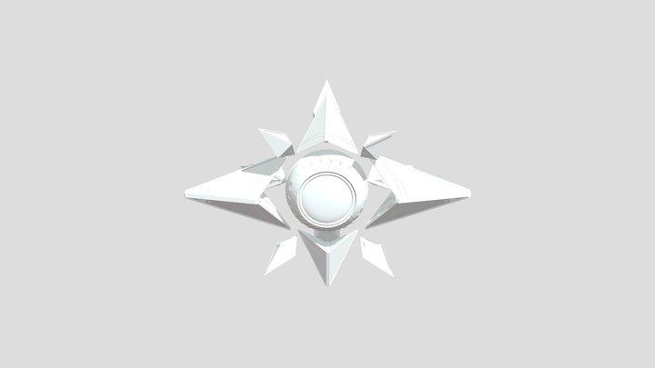Sagira Shell - Destiny 2 3D Model
