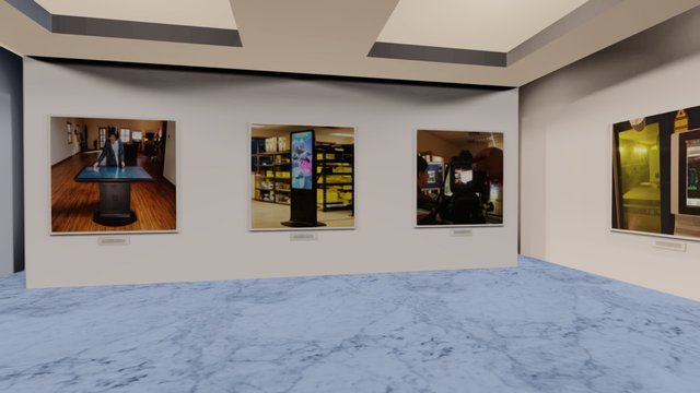 Instamuseum for @ideum 3D Model